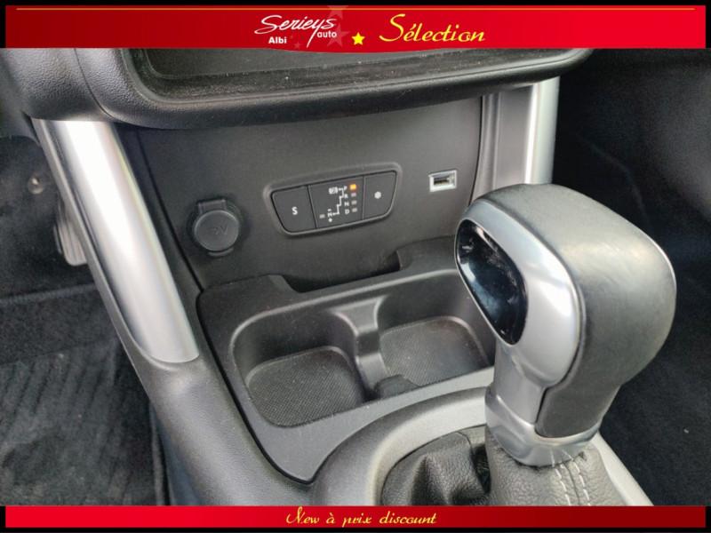 Photo 35 de l'offre de CITROEN C3 AIRCROSS Shine 1.2 PureTech 110 EAT6 à 15980€ chez Garage Serieys Auto