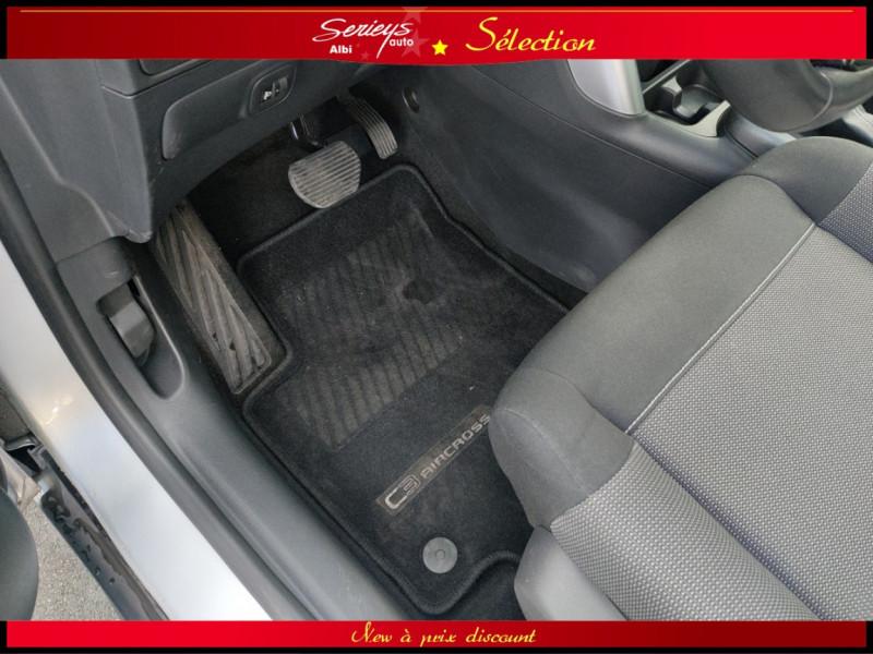 Photo 38 de l'offre de CITROEN C3 AIRCROSS Shine 1.2 PureTech 110 EAT6 à 15980€ chez Garage Serieys Auto