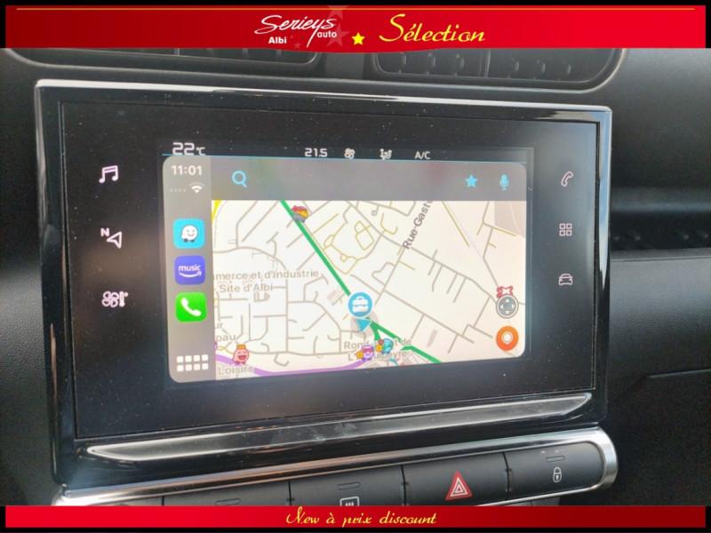 Photo 23 de l'offre de CITROEN C3 AIRCROSS Shine 1.2 PureTech 110 EAT6 à 15980€ chez Garage Serieys Auto