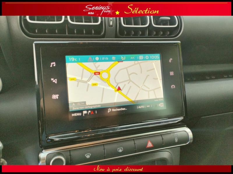 Photo 37 de l'offre de CITROEN C3 AIRCROSS Shine 1.2 PureTech 110 EAT6 à 15980€ chez Garage Serieys Auto