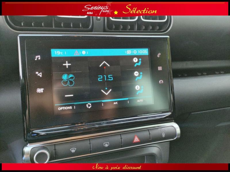 Photo 39 de l'offre de CITROEN C3 AIRCROSS Shine 1.2 PureTech 110 EAT6 à 15980€ chez Garage Serieys Auto