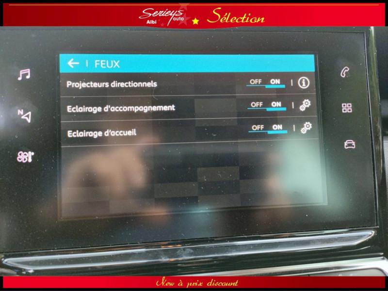 Photo 7 de l'offre de CITROEN C3 AIRCROSS Shine 1.2 PureTech 110 EAT6 à 15980€ chez Garage Serieys Auto