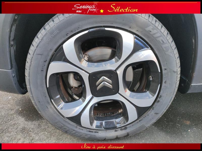 Photo 3 de l'offre de CITROEN C3 AIRCROSS Shine 1.2 PureTech 110 EAT6 à 15980€ chez Garage Serieys Auto