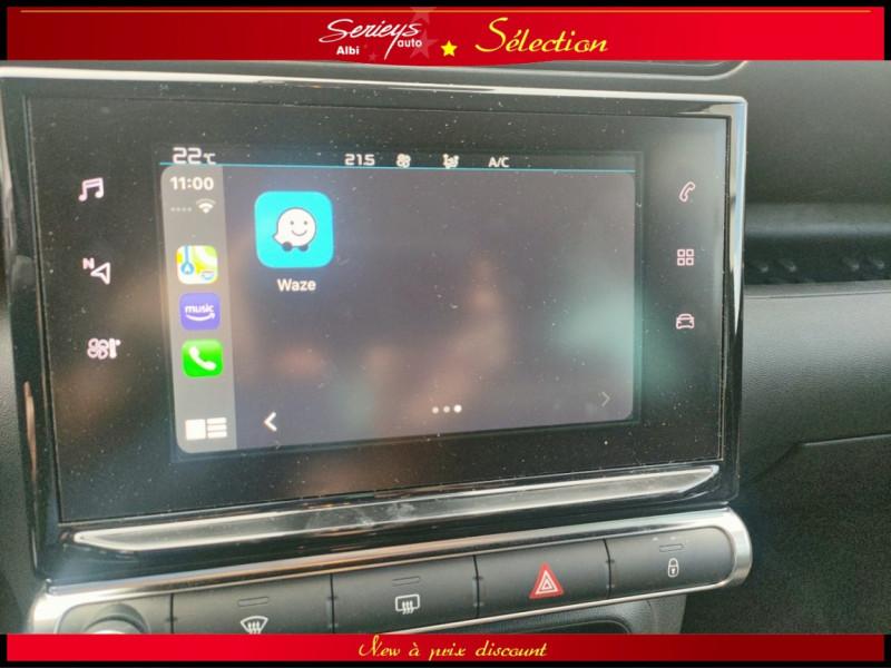 Photo 26 de l'offre de CITROEN C3 AIRCROSS Shine 1.2 PureTech 110 EAT6 à 15980€ chez Garage Serieys Auto