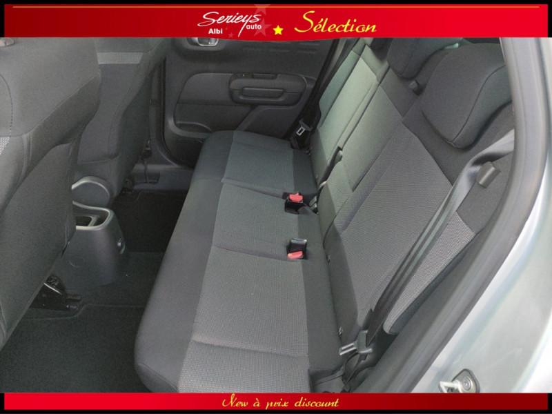 Photo 34 de l'offre de CITROEN C3 AIRCROSS Shine 1.2 PureTech 110 EAT6 à 15980€ chez Garage Serieys Auto