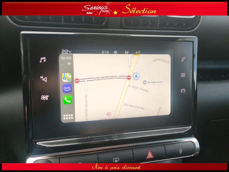 Photo 19 de l'offre de CITROEN C3 AIRCROSS Shine 1.2 PureTech 110 EAT6 à 15980€ chez Garage Serieys Auto