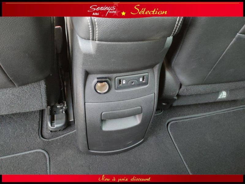 Photo 6 de l'offre de RENAULT SCENIC IV Intens DCI 110 Distri+Pneu Neuf à 13980€ chez Garage Serieys Auto