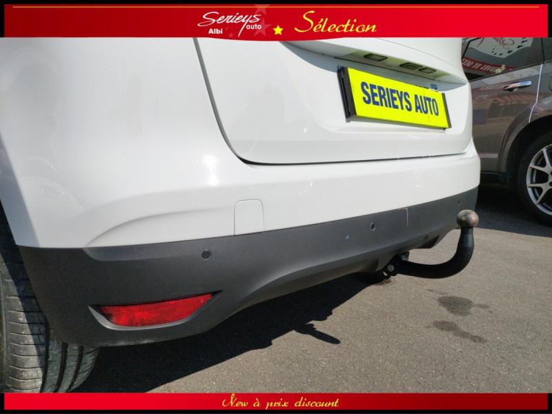 Photo 19 de l'offre de RENAULT SCENIC IV Intens DCI 110 Distri+Pneu Neuf à 13980€ chez Garage Serieys Auto
