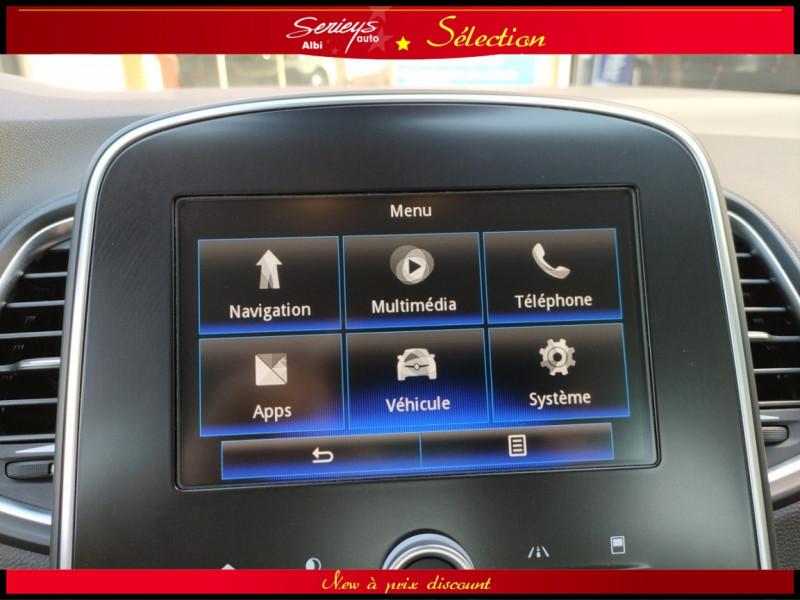Photo 25 de l'offre de RENAULT SCENIC IV Intens DCI 110 Distri+Pneu Neuf à 13980€ chez Garage Serieys Auto