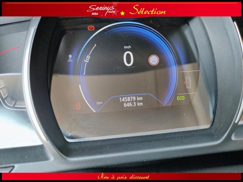 Photo 21 de l'offre de RENAULT SCENIC IV Intens DCI 110 Distri+Pneu Neuf à 13980€ chez Garage Serieys Auto