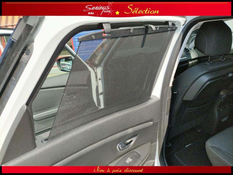 Photo 5 de l'offre de RENAULT SCENIC IV Intens DCI 110 Distri+Pneu Neuf à 13980€ chez Garage Serieys Auto
