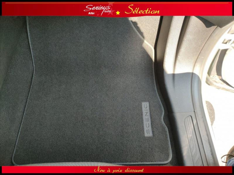Photo 20 de l'offre de RENAULT SCENIC IV Intens DCI 110 Distri+Pneu Neuf à 13980€ chez Garage Serieys Auto