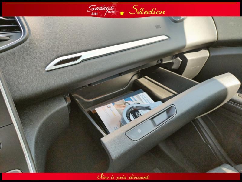 Photo 4 de l'offre de RENAULT SCENIC IV Intens DCI 110 Distri+Pneu Neuf à 13980€ chez Garage Serieys Auto