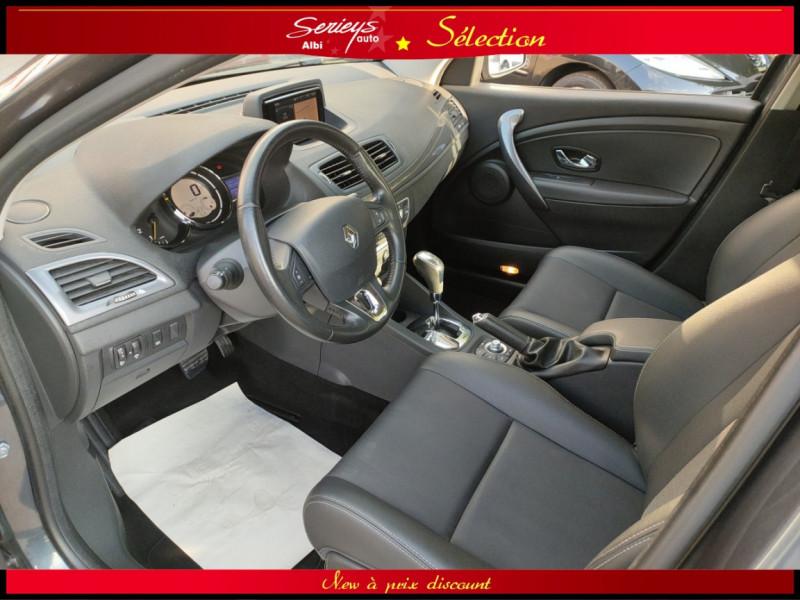 Photo 13 de l'offre de RENAULT MEGANE III BUSINESS DCI 110 EDC Attelage à 8880€ chez Garage Serieys Auto