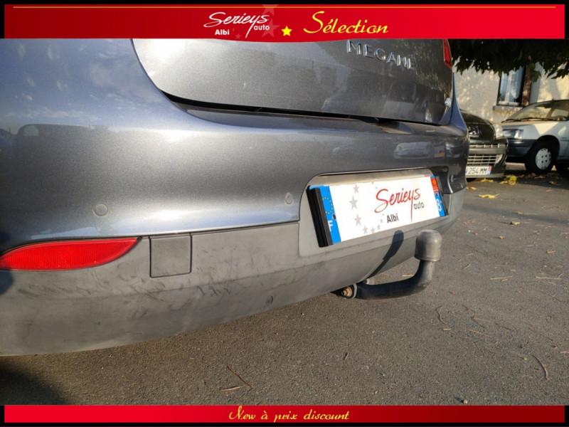 Photo 7 de l'offre de RENAULT MEGANE III BUSINESS DCI 110 EDC Attelage à 8880€ chez Garage Serieys Auto