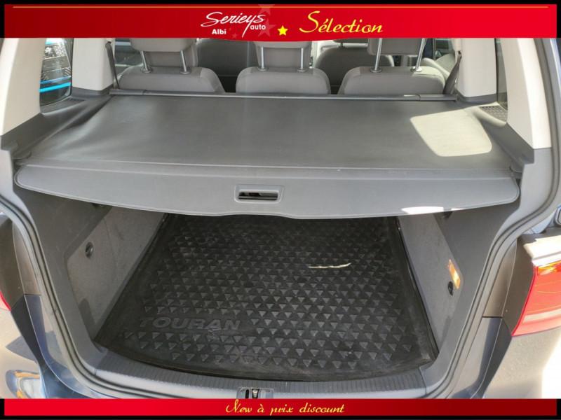 Photo 27 de l'offre de VOLKSWAGEN TOURAN Confort line 1.6 TDI 105 JA à 9880€ chez Garage Serieys Auto