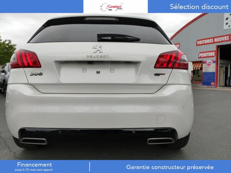 Photo 27 de l'offre de PEUGEOT 308 GT Pack BlueHDi 130 EAT8 TOIT PANOJA18 à 28000€ chez Garage Serieys Auto