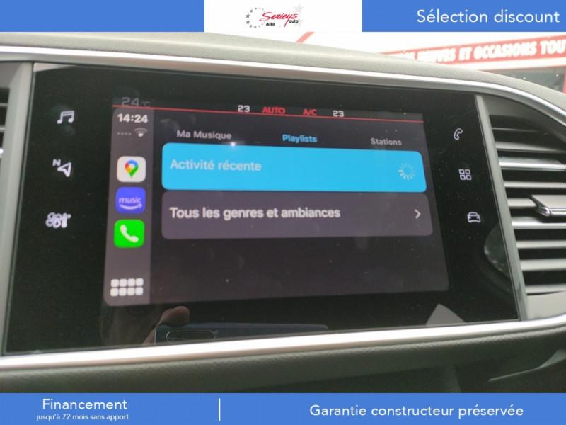 Photo 10 de l'offre de PEUGEOT 308 GT Pack BlueHDi 130 EAT8 TOIT PANOJA18 à 28000€ chez Garage Serieys Auto