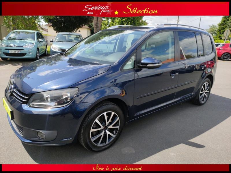 Photo 36 de l'offre de VOLKSWAGEN TOURAN Confort line 1.6 TDI 105 JA à 9880€ chez Garage Serieys Auto