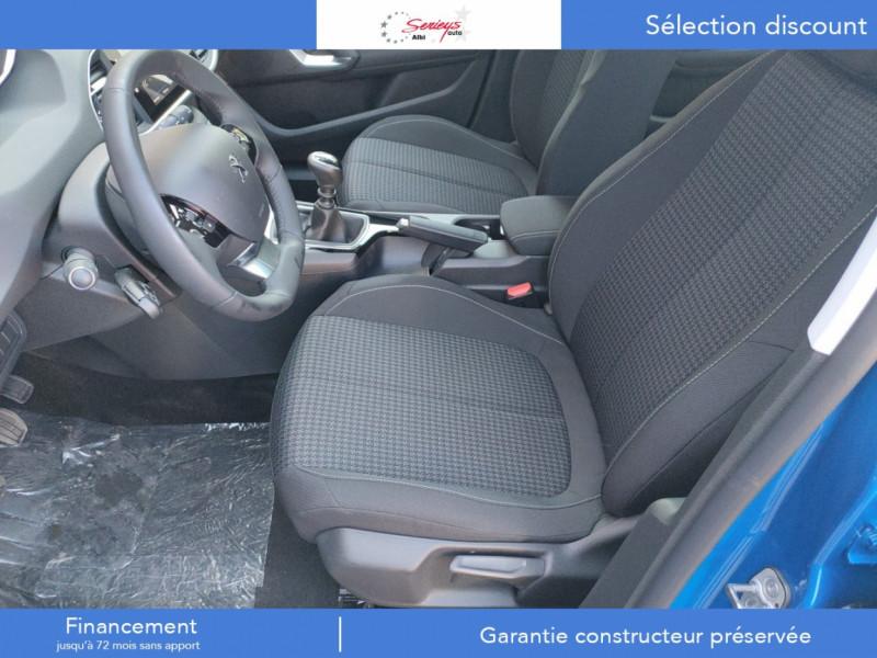 Photo 8 de l'offre de PEUGEOT 308 Active Pack BlueHDi 130 GPS+Camera AR à 20980€ chez Garage Serieys Auto