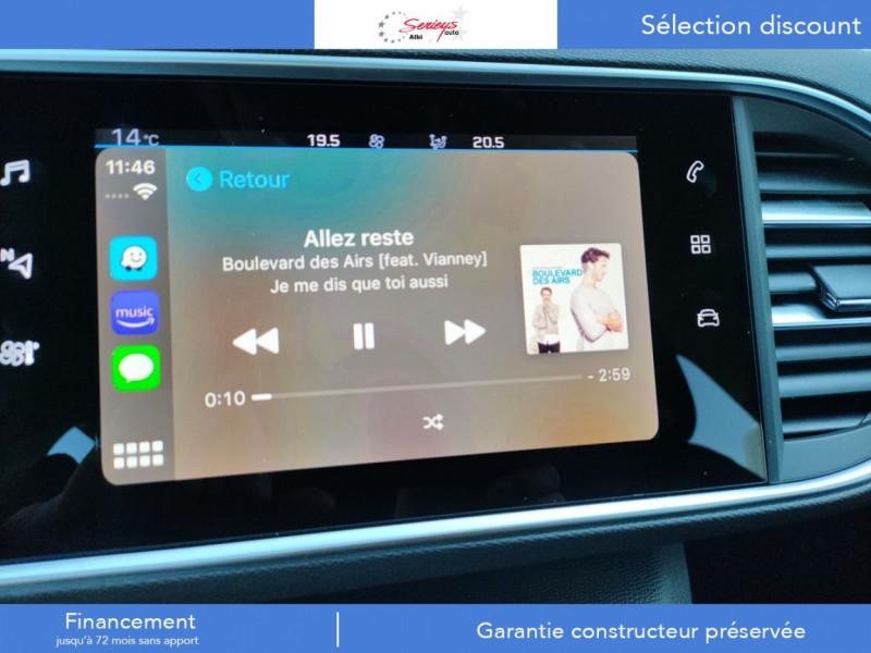Photo 28 de l'offre de PEUGEOT 308 Active Pack BlueHDi 130 GPS+Camera AR à 20980€ chez Garage Serieys Auto