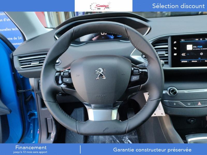 Photo 14 de l'offre de PEUGEOT 308 Active Pack BlueHDi 130 GPS+Camera AR à 20980€ chez Garage Serieys Auto
