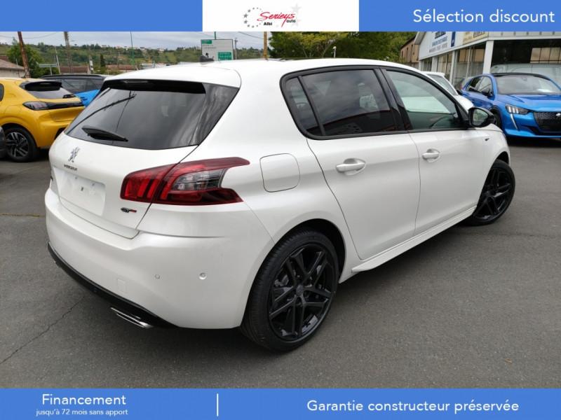 Photo 17 de l'offre de PEUGEOT 308 GT Pack BlueHDi 130 EAT8 TOIT PANOJA18 à 28000€ chez Garage Serieys Auto