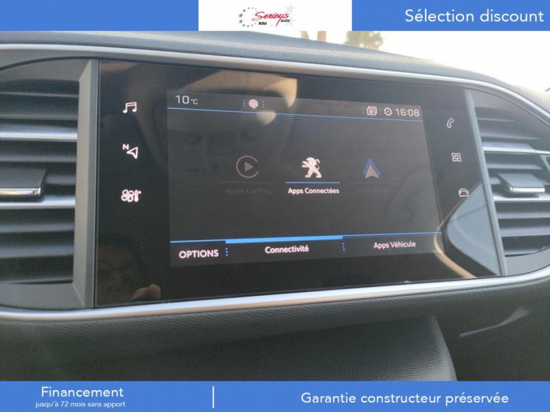 Photo 23 de l'offre de PEUGEOT 308 Active Pack BlueHDi 130 CAMERA+GPS+JA à 20980€ chez Garage Serieys Auto