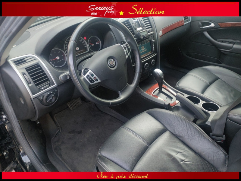 Photo 6 de l'offre de CADILLAC BLS SW 1.9 D 180 Sport Luxury Boite Auto à 8880€ chez Garage Serieys Auto