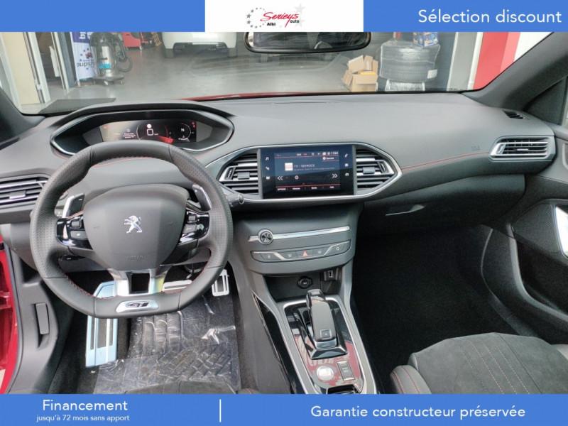 Photo 5 de l'offre de PEUGEOT 308 GT Pack BlueHDi 130 EAT8 TOIT PANOJA18 à 28000€ chez Garage Serieys Auto