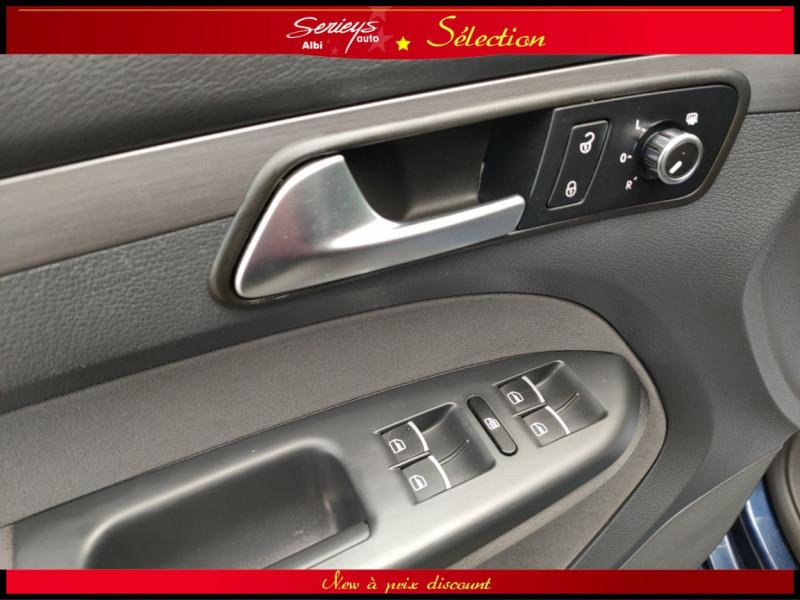 Photo 16 de l'offre de VOLKSWAGEN TOURAN Confort line 1.6 TDI 105 JA à 9880€ chez Garage Serieys Auto