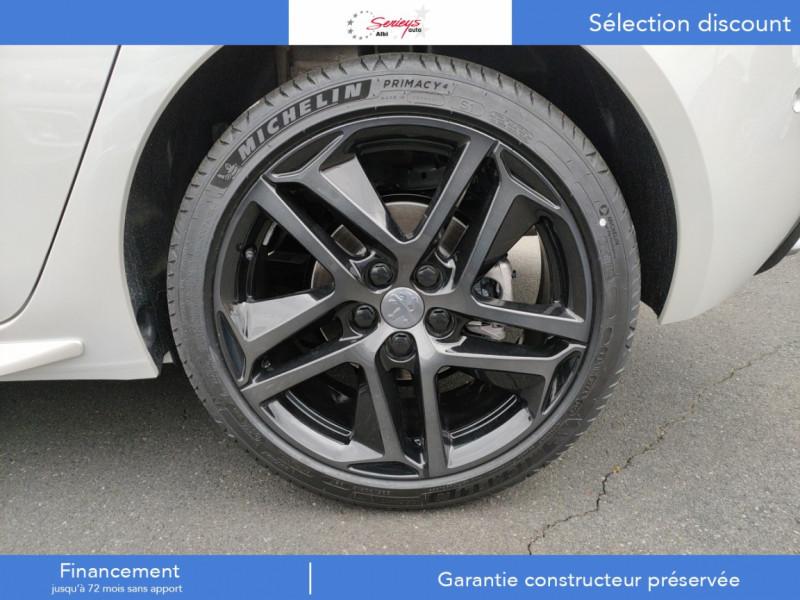 Photo 18 de l'offre de PEUGEOT 308 GT Pack BlueHDi 130 EAT8 TOIT PANOJA18 à 28000€ chez Garage Serieys Auto