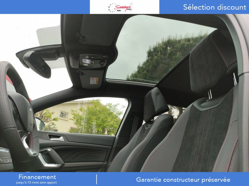 Photo 13 de l'offre de PEUGEOT 308 GT Pack BlueHDi 130 EAT8 TOIT PANOJA18 à 28000€ chez Garage Serieys Auto