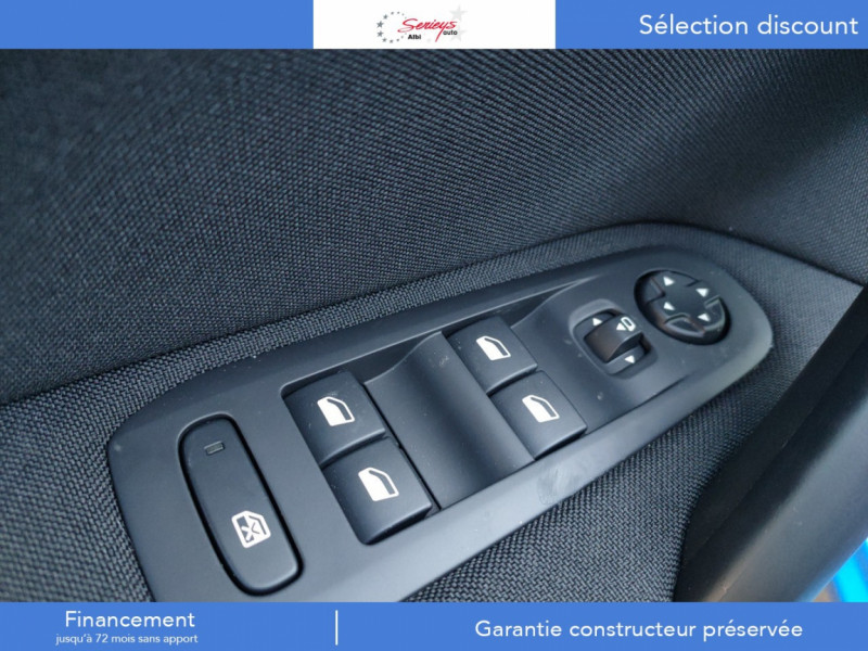 Photo 15 de l'offre de PEUGEOT 308 Active Pack BlueHDi 130 GPS+Camera AR à 20980€ chez Garage Serieys Auto