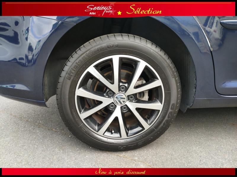 Photo 7 de l'offre de VOLKSWAGEN TOURAN Confort line 1.6 TDI 105 JA à 9880€ chez Garage Serieys Auto