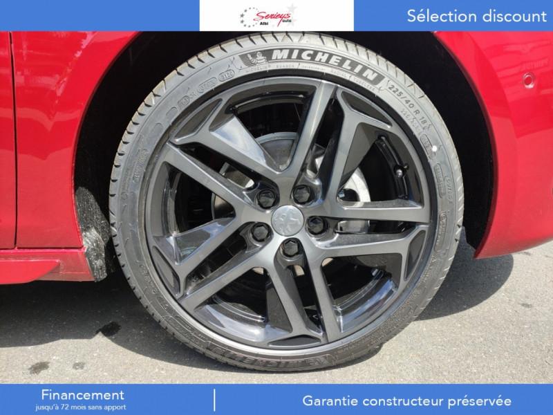 Photo 25 de l'offre de PEUGEOT 308 GT Pack BlueHDi 130 EAT8 TOIT PANOJA18 à 28000€ chez Garage Serieys Auto