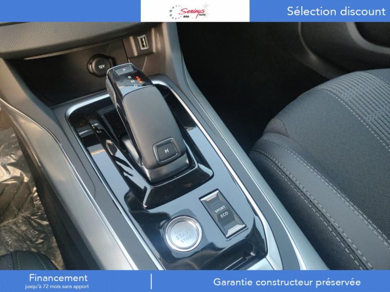 Photo 12 de l'offre de PEUGEOT 308 Allure Pack BlueHDi 130 EAT8 Led+JA16 à 24680€ chez Garage Serieys Auto