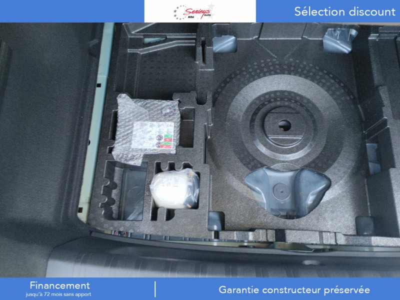 Photo 13 de l'offre de PEUGEOT 308 Active Pack BlueHDi 130 GPS+Camera AR à 20980€ chez Garage Serieys Auto