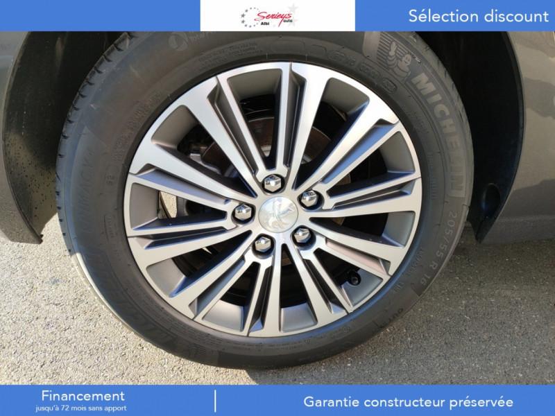 Photo 10 de l'offre de PEUGEOT 308 Allure Pack BlueHDI 130 LED+PK ASSIST à 22980€ chez Garage Serieys Auto
