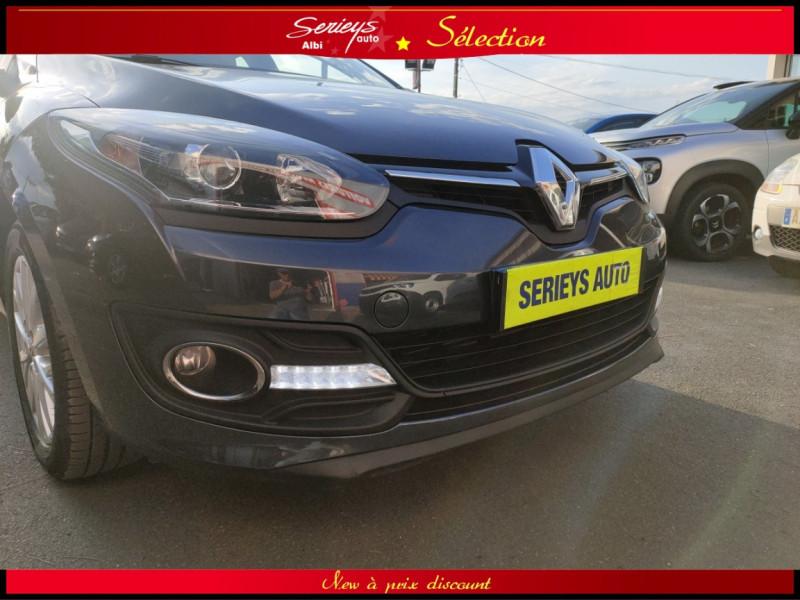 Photo 10 de l'offre de RENAULT MEGANE III BUSINESS DCI 110 EDC Attelage à 8880€ chez Garage Serieys Auto