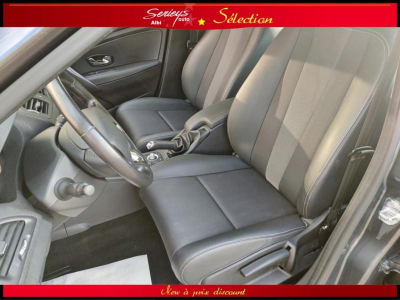 Photo 22 de l'offre de RENAULT MEGANE III BUSINESS DCI 110 EDC Attelage à 8880€ chez Garage Serieys Auto