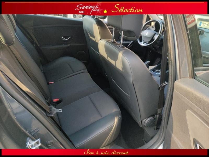 Photo 12 de l'offre de RENAULT MEGANE III BUSINESS DCI 110 EDC Attelage à 8880€ chez Garage Serieys Auto