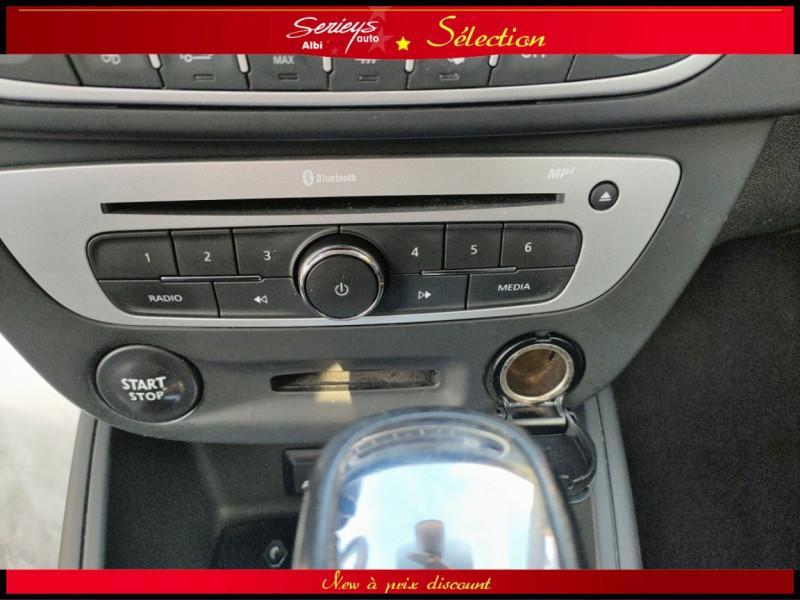 Photo 4 de l'offre de RENAULT MEGANE III BUSINESS DCI 110 EDC Attelage à 8880€ chez Garage Serieys Auto