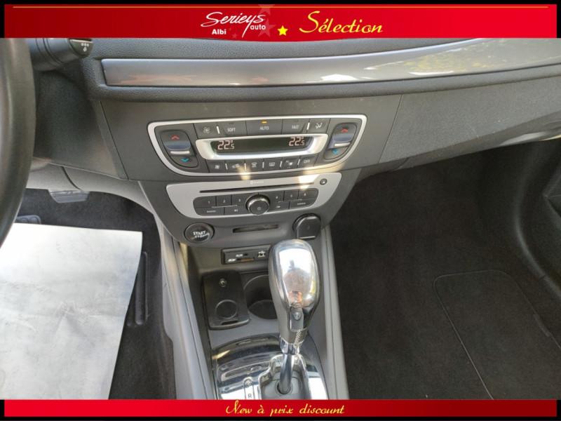 Photo 24 de l'offre de RENAULT MEGANE III BUSINESS DCI 110 EDC Attelage à 8880€ chez Garage Serieys Auto