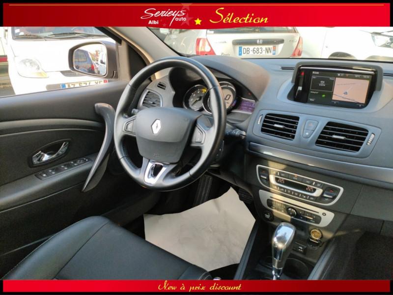 Photo 3 de l'offre de RENAULT MEGANE III BUSINESS DCI 110 EDC Attelage à 8880€ chez Garage Serieys Auto