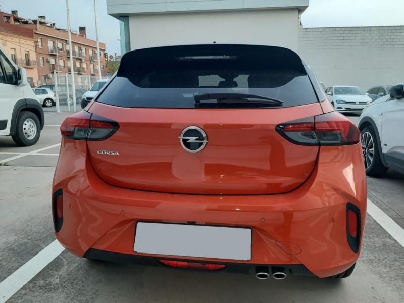 Photo 7 de l'offre de OPEL CORSA GS Line 1.2 Turbo 130 EAT8 CUIR+TOIT PANO à 22880€ chez Garage Serieys Auto
