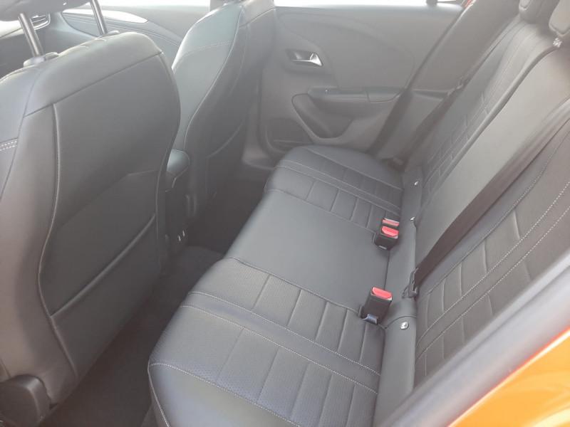 Photo 12 de l'offre de OPEL CORSA GS Line 1.2 Turbo 130 EAT8 CUIR+TOIT PANO à 22880€ chez Garage Serieys Auto