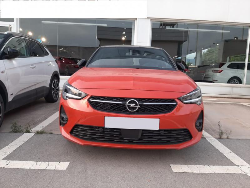 Photo 9 de l'offre de OPEL CORSA GS Line 1.2 Turbo 130 EAT8 CUIR+TOIT PANO à 22880€ chez Garage Serieys Auto