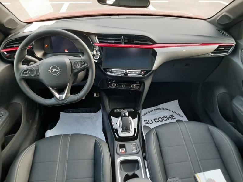 Photo 15 de l'offre de OPEL CORSA GS Line 1.2 Turbo 130 EAT8 CUIR+TOIT PANO à 22880€ chez Garage Serieys Auto