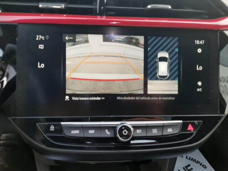 Photo 3 de l'offre de OPEL CORSA GS Line 1.2 Turbo 130 EAT8 CUIR+TOIT PANO à 22880€ chez Garage Serieys Auto
